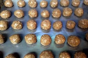Paleo Treats (Date Energy Balls)